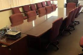 sophisticated glass conference table u2013 house photos