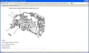 ecm location where is the ecm located on a 2003 olds bravada