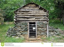 a storage shed from pioneer days stock photo image 45284087
