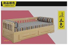 storage bed solid wood single bed with storage lovely single