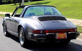 1986 porsche 911 targa 1986 porsche 911 targa german cars for sale