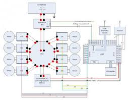 apm quadcopter wiring diagram quadcopter circuit drawing