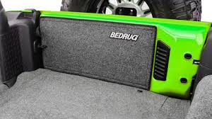 Bed Rug Liner Bedrug Jeep Wrangler Tailgate Liners