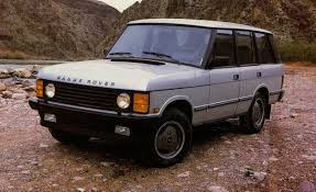 sas land rover 1987 land rover range rover archived instrumented test reviews