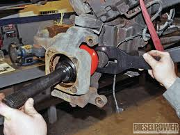 dodge front axle upgrades to handle serious power diesel power