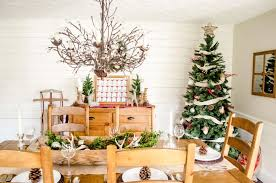 classic christmas tablescape hendrick design co housewalk 2015 classic and rustic christmas farmhouse