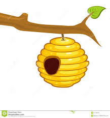 bees nest clipart clipartxtras