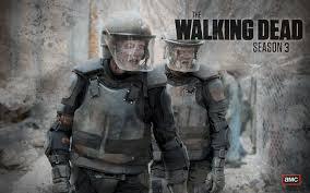 zombie halloween background the walking dead season 3 wallpaper zombies pinterest