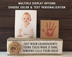 grandparent gifts etsy