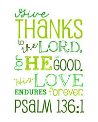 quotes about thanks in the bible 16 quotes