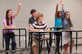 standing desks for students standing desks are good for age children too treehugger