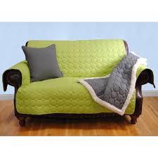Green Sofa Slipcover ez living home circle box cushion sofa slipcover u0026 reviews wayfair