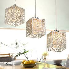 Pendant Light With Shade by Flower Patterns Pendant Lamp Glass And Acrylic Shade Hanging Lamp