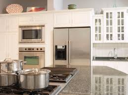 Granite Countertop Kitchen Cabinet Height by What To Consider When Selecting Countertops Hgtv