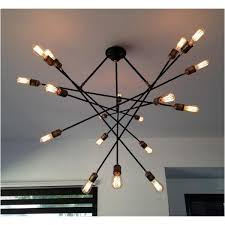Atom Chandelier Atome Hanging Luminary