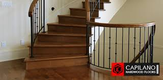 hardwood stairs installation vancouver staircase installation