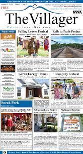 bureau d udes ing ierie the villager ellicottville september 22 28 2016 volume 11 issue 39