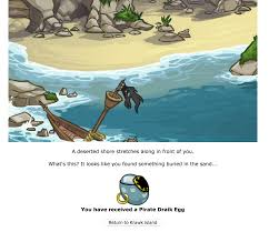 ayy good thing i checked the forgotten shore today neopets