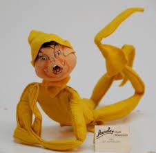 fall elves 1960 s annalee dolls