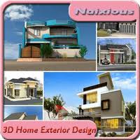 3d home exterior design ideas for android free download on