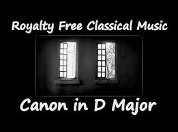 royalty free classical canon in d major by kevin macleod