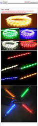 Waterproof Led Light Bar 12v by 1 M Super Bright Waterproof Led Night Strip Light Led Strap