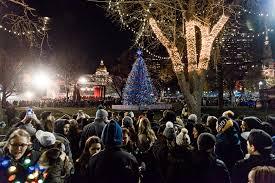 how boston got its tree the scotia thank you