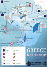 Map Of Greece Islands by Greek Islands Travel Guide
