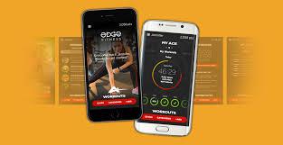 mobile app design elevated interest