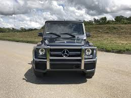 pre owned 2015 mercedes benz g class g 63 amg sport utility in