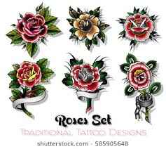 tattoo pictures of roses rose tattoo stock images royalty free images vectors shutterstock