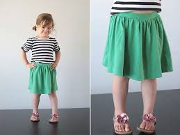 gathered skirt with attached shorts easy sewing tutorial it u0027s