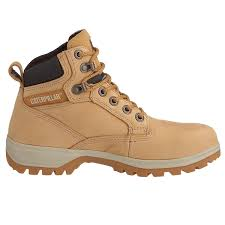 cat footwear women u0027s kitson s1 safety boots amazon co uk shoes