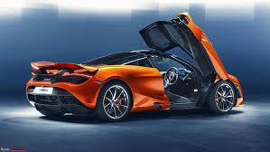 orange mclaren 720s mclaren 720s unveiled at geneva replaces the 650s team bhp