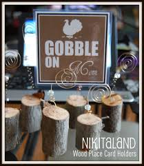 thanksgiving dinner place cards how to make creative thanksgiving place card holders for your