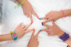 kids nail salon bellevue kids pedicure wa kids manicure 98052