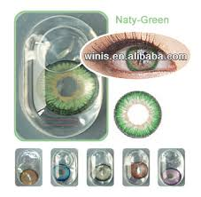 korea cheap eye color contact lens big eyes circle lenses