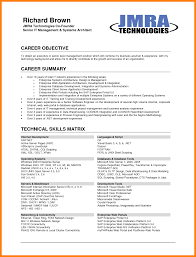sample cfo resume 8 cv career objective examples cfo cover letter 8 cv career objective examples