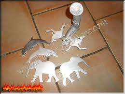Backyard Aluminum Casting Foundry Sand Casting Project For My Kids Room Metal Casting Projects