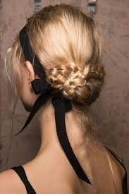 hair ribbon put a bow on it fashion magazine cometrend