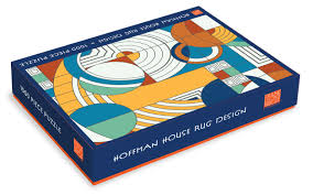 frank lloyd wright foundation hoffman house rug design jigsaw
