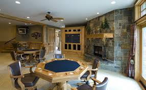 poker tables for sale in basement traditional with game table next