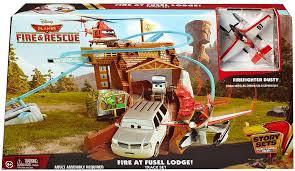 disney planes fire u0026 rescue fire fusel lodge track disney