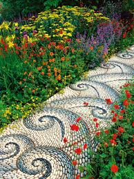 Landscaping Ideas For Front Of House by Landscaping With Gravel And Other Soft Surfacing Hgtv