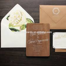 invitation boxes cheap wholesale cheap frosted glass acrylic wedding invitations with box