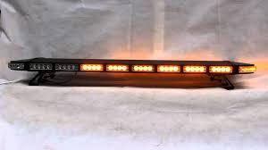 low profile led light bar led warning lightbar led lysbjelke low profile led light bar