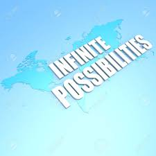infinite possibilities infinite possibilities world map stock photo picture and royalty