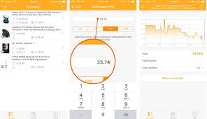 how to track price drops with priceradar for iphone