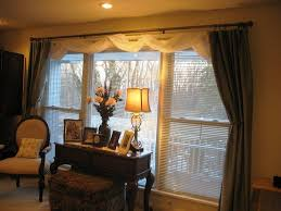 living room michael wurum patterned curtainsattractive valances