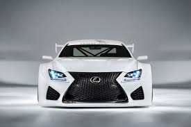 lexus is f sport coupe 2015 lexus rc 350 f sport revealed with gt3 concept slashgear